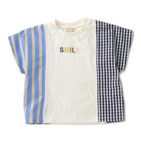 プティマイン(petit main)マルチ切り替えドルマンTシャツ