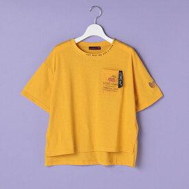 ラブトキシック(Lovetoxic)透かしチェリーメッシュポケットTシャツ