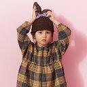ビールーム(b-ROOM)ベロアリボンつきウサ耳ニット帽