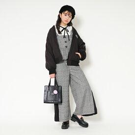 ラブトキシック(Lovetoxic)裾フレアビスチェ×サイドプリーツパンツセット