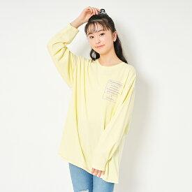 ラブトキシック(Lovetoxic)バックプリントゆるTシャツ