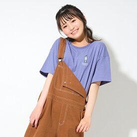 ラブトキシック(Lovetoxic)カフェ刺しゅう半袖Tシャツ