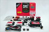 CATZ キャズ AAP1613A プライムHIDコンバージョン Feather Neo フェザーネオ H4DSD セット 6000ケルビン