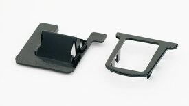 ALPINE アルパイン KTX-C15CHR C-HR専用 バックビューカメラ/マルチビュー・リアカメラ用パーフェクトフィット ブラック