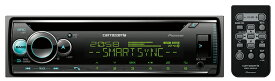 Carrozzeria カロッツェリア DEH-6600 CD/Bluetooth/USB/チューナー・DSPメインユニット