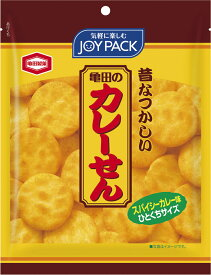 【送料無料】亀田製菓 亀田のカレーせんミニ 20個 詰合せ セット | おせんべい 煎餅 米菓 センベイ おかき オカキ 菓子 おかし ナシオ