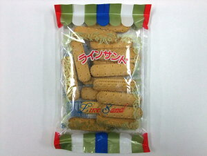 【送料無料】坂栄養食品 115Gラインサンド 12個 詰合せ セット ? クッキー びすけっと くっきー cookie biscuit 菓子 おかし ナシオ