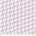 SNS柄 7646-30 LAVENDER ラベンダー カルトナージュやクッション・バッグ どんな手芸にもぴったりの 幾何学織り文様  生成り オックス 生地 綿100% 110cm幅 カルトナージュ