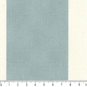 ストライプ 7センチ st7070-34 サックスブルー 太い ストライプ ボーダー柄 おしゃれ 緑 グリーン 10cm単位 やや厚手 生成りオックス生地 綿100% 110cm 布 北欧風 インテリア 生地 テーブルクロ