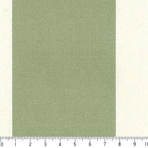 ストライプ 7センチ st7070-48 オリーブグリーン 太い ストライプ ボーダー柄 おしゃれ 緑 グリーン 10cm単位 やや厚手 生成りオックス生地 綿100% 110cm 布 北欧風 インテリア 生地 テーブルク