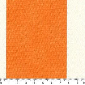 ストライプ 7センチ st7070-54 オレンジ 太い ストライプ ボーダー柄 おしゃれ 橙 かわいい 10cm単位 やや厚手 生成りオックス生地 綿100% 110cm 布 北欧風 インテリア 生地 テーブルクロス カーテン バッグ用生地 商用利用可 生地
