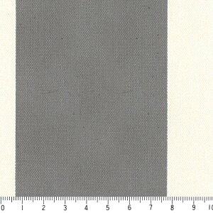ストライプ 7センチ st7070-66 グレー 太い ストライプ ボーダー柄 おしゃれ グレー 10cm単位 やや厚手 生成りオックス生地 綿100% 110cm 布 北欧風 インテリア 生地 テーブルクロス カーテン