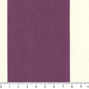 ストライプ 7センチ st7070-81 ダークバイオレット 太い ストライプ ボーダー柄 おしゃれ 紫 パープル 10cm単位 やや厚手 生成りオックス生地 綿100% 110cm 布 北欧風 インテリア 生地 テーブル