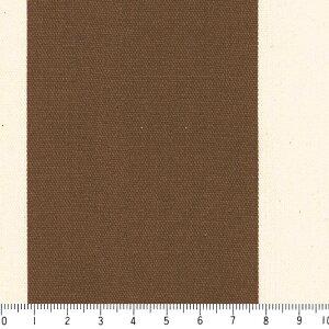ストライプ 7センチ st7070-82 ダークブラウン 太い ストライプ ボーダー柄 おしゃれ 茶色 ブラウン 10cm単位 やや厚手 生成りオックス生地 綿100% 110cm 布 北欧風 インテリア 生地 テーブルク