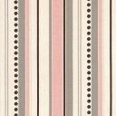 マルチストライプ柄 8104-sp Snowprimrose collection malti stripe ボーダー柄 ストライプ 生地 布 生成り オックス …