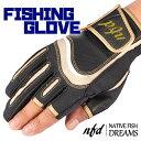 釣り フィッシング グローブ 手袋 釣り道具 ゆびなし ( バス釣り ルアー 釣り 海釣 川釣 ) nfd 日本正規品 オールシーズンあらゆるフィッシングシーンに