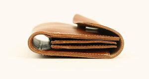 【栃木レザー】ソフトシュリンクオイルレザー本革三つ折り財布財布コンパクト三つ折り小さいシンプルレディースメンズユニセックス日本製栃木レザー本革ソフトシュリンクレザーギフトプレゼントGIFT