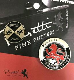 ピレッティ ボールマーカー Piretti Ball Marker PR-BA0001