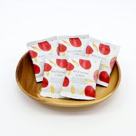 なつめチップ12g×5個セット なつめいろ ギフト 砂糖不使用 無添加 なつめ茶 棗 ナツメ ドライフルーツ 薬膳 乾燥なつめ なつめ チップ プレゼント ギフト ダイエット 美肌 美容 葉酸 鉄分 カリウム 漢方 ドライなつめ お中元