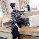 【あす楽 即納】 韓国 ファッション レディース セットアップ 春 夏 秋 パーティー ブライダル nalo7230 エレガント シースルー ロング お呼ばれ コーデ 結婚式 二次会 セレブ セクシー 20代 30代 きれいめ 2020