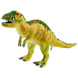 ハンサ【HANSA】リアルぬいぐるみティラノサウルス イエロー