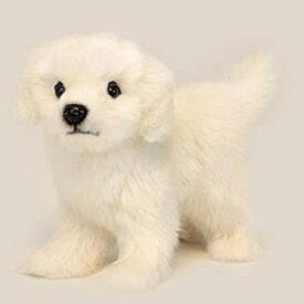 ハンサ【HANSA】リアルぬいぐるみ子犬20cm コイヌ こいぬ 只今在庫切れ 次回入荷は4月の予定