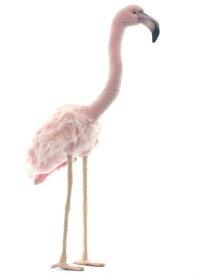 ハンサ【HANSA】リアルぬいぐるみピンクフラミンゴ 75cm 只今在庫切れ 次回入荷4月の予定