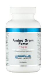 必須アミノ酸 高含有 サプリメント ダグラスラボラトリーズ (必須アミノ酸/BCAA/オルニチン)アミノグラムフォルテ【10P03Dec16】