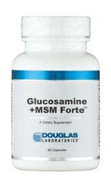 グルコサミン サプリメント ダグラスラボラトリーズ グルコサミン+MSM フォルテ【10P03Dec16】