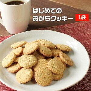 はじめてのおからクッキー 500g チャック付き [ おからクッキー 訳あり 送料無料 お試し ダイエット食品 ダイエット お菓子 ダイエット クッキー レーズン ]【メール便A】【TSG】