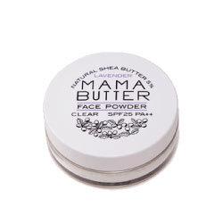 MAMABUTTER(ママバター)フェイスパウダークリア8g