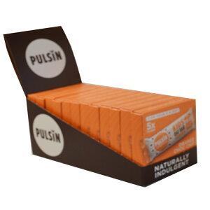 オレンジチョコチップ マルチパック(25g×5入×12)ケースフルーティーオーツバー 低脂肪 ヘルシ- 高食物繊維 非常食用 砂糖不使用 乳製品不使用 大豆不使用 グルテンフリー ビーガン 無添加