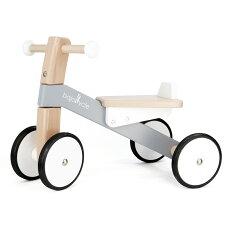 ボーネルンド 木の四輪バイク