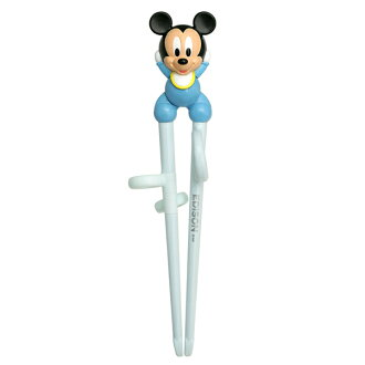 Chopsticks for the chopsticks DISNEY (Disney) baby Mickey right hand of Edison