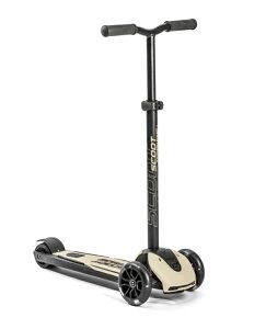 【送料無料】【正規代理店商品】 Scoot&Ride スクート&ライド ハイウェイキック 5 アッシュ キッズスクーター キックボード【あす楽対応】【ナチュラルリビング】