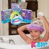 無Kair(克亞爾)手工公共汽車面罩紫洗髮水帽子浴缸