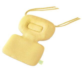 供有T-REX球座萊克斯智能腦袋休息淺駝色保冷凝膠的/嬰兒車使用的可選擇的/腦袋休息