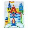 ボーネルンド (BorneLund) ケルチェッティ company Fanta color 600 cognitive education toy / block / peg play