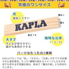 【ポイントさらに5倍】【送料無料】KAPLA(カプラ)カプラ280選べるデザインブック1冊セット(小冊子付き)【あす楽対応】【代引手数料無料】【ナチュラルリビング】