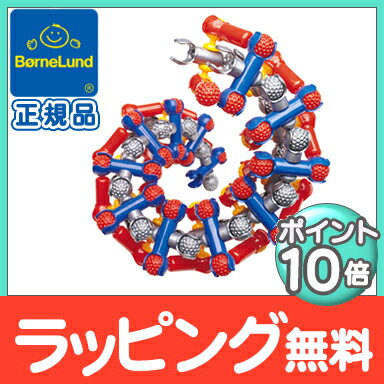 ボーネルンド (BorneLund) インフィニトーイ ZOOB(ズーブ)125 [自在に動かせる新感覚ブロック] 知育玩具/ブロック/工作/ごっこ遊び【あす楽対応】【ナチュラルリビング】