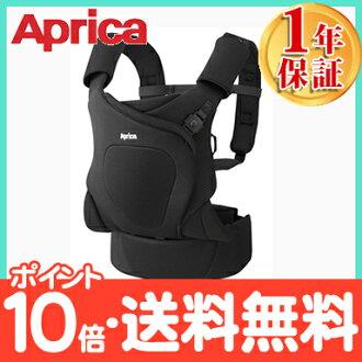Aprica(提高再蚊子)koala袋熊网丝加黑色缟玛瑙BK抱的带子