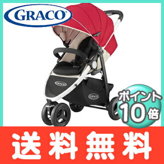 GRACO (그레코) 시티트렉크렛드베비카 3륜 유모차 유모차
