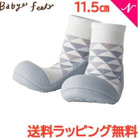 Baby feet (ベビーフィート) アーバントライアングル 11.5cm ベビーシューズ ベビースニーカー ファーストシューズ トレーニングシューズ【あす楽対応】【ナチュラルリビング】