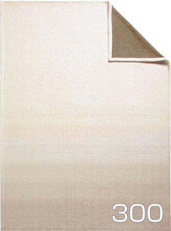 ドイツ・IBENAブランケットシリーズMeisterstuckArt.20013Color綿混毛布シングルサイズ:商品重量1190g【RCP】