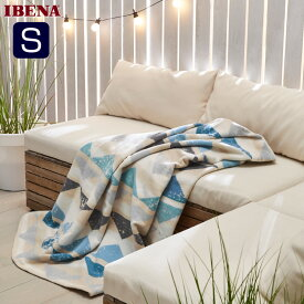 ドイツIBENAブランケット綿毛布 Art.2154 Col.360オーガニックコットン100%シングルサイズ:商品重量1,300g数量限定・直輸入・軽量毛布