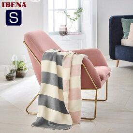 ドイツ・IBENAブランケット綿アクリル混毛布: Art.2288綿58%アクリル35%エステル7%シングルサイズ:商品重量1,300g数量限定・直輸入・軽量毛布