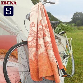 ドイツ・IBENAブランケットシリーズs.oliverArt.717Col.250綿混毛布シングルサイズ:商品重量1,250g【RCP】