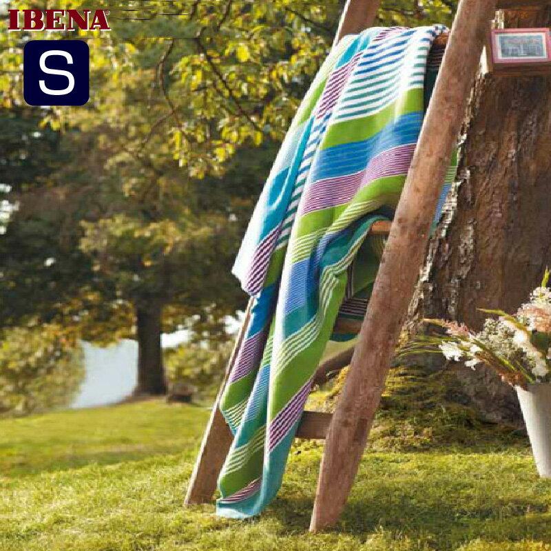 ・数量限定・直輸入・軽量毛布ドイツ・IBENAブランケットシリーズs.Oliver Art.893Col.150綿60%:アクリル40%シングルサイズ:商品重量1,250g【RCP】