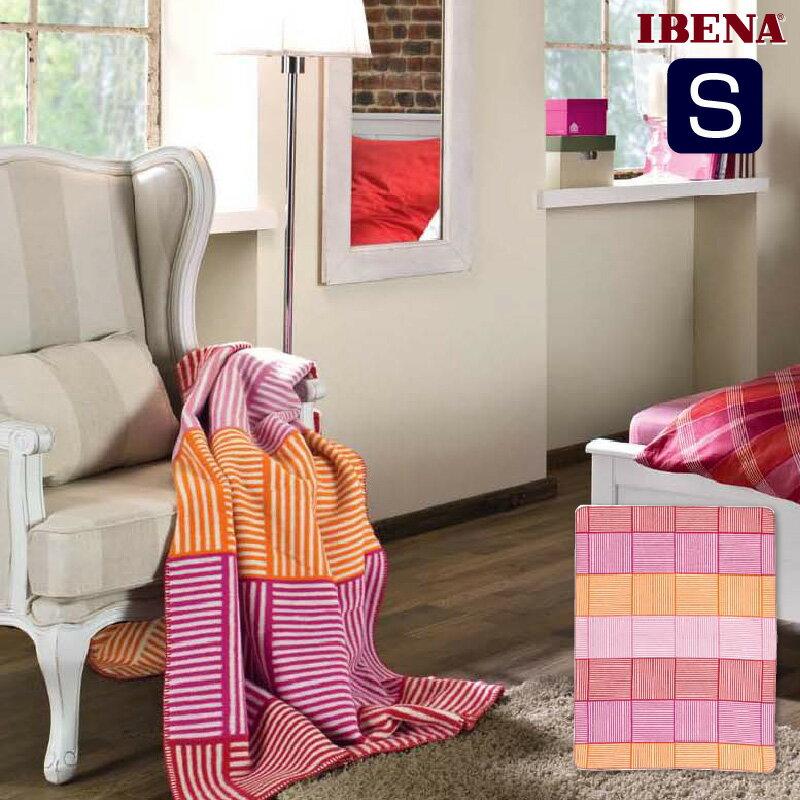 ・数量限定・直輸入・軽量毛布ドイツ・IBENAブランケットシリーズs.Oliver Art.920綿60%:アクリル40%シングルサイズ:商品重量1,200g【RCP】
