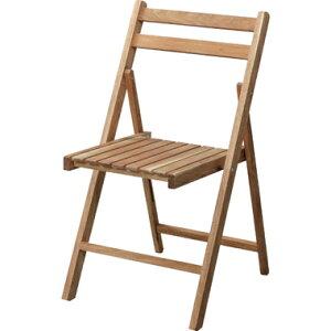 【送料無料】フォールディングチェア 天然木チェア ガーデンチェア 木製 折りたたみ チェア チェアー ガーデンチェアー 折りたたみ椅子 ベランダ テーブルセット おしゃれ lfs-355na